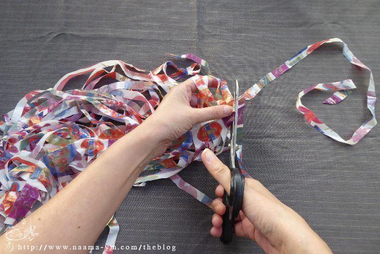 חוט ארוך ורציף משקית