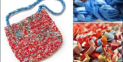 תיק שקיות – הפיראט האדום